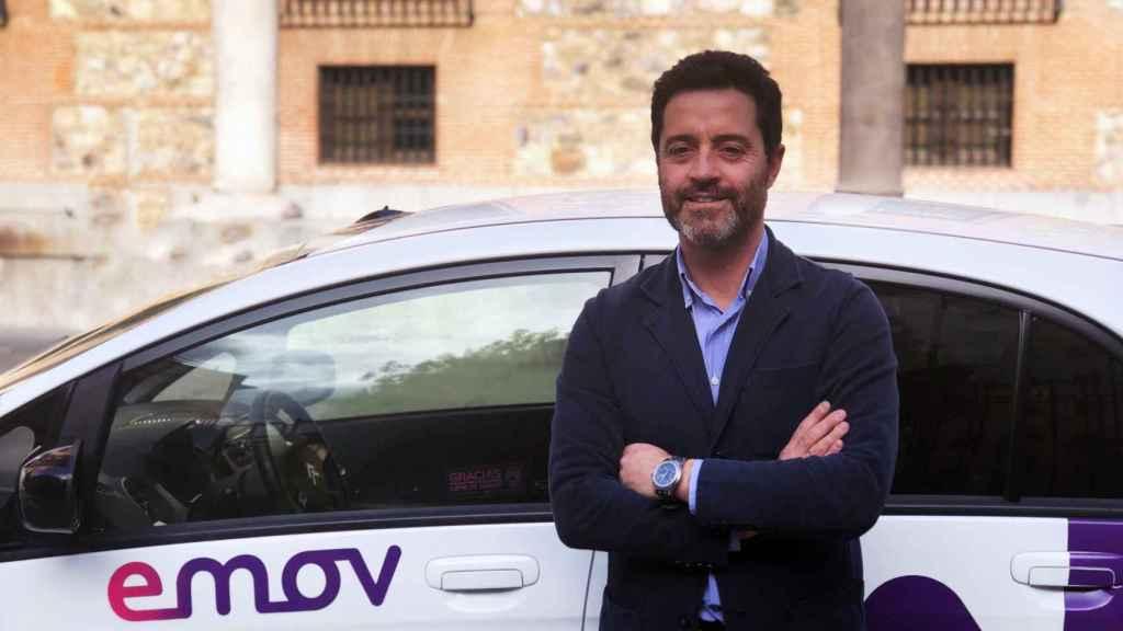 Ignacio Román, consejero delegado de Emov.