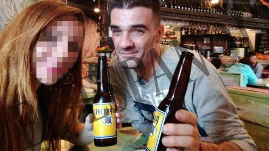 Una foto reciente de Manuel Moreno, el presunto descuartizador de Alcalá de Henares.