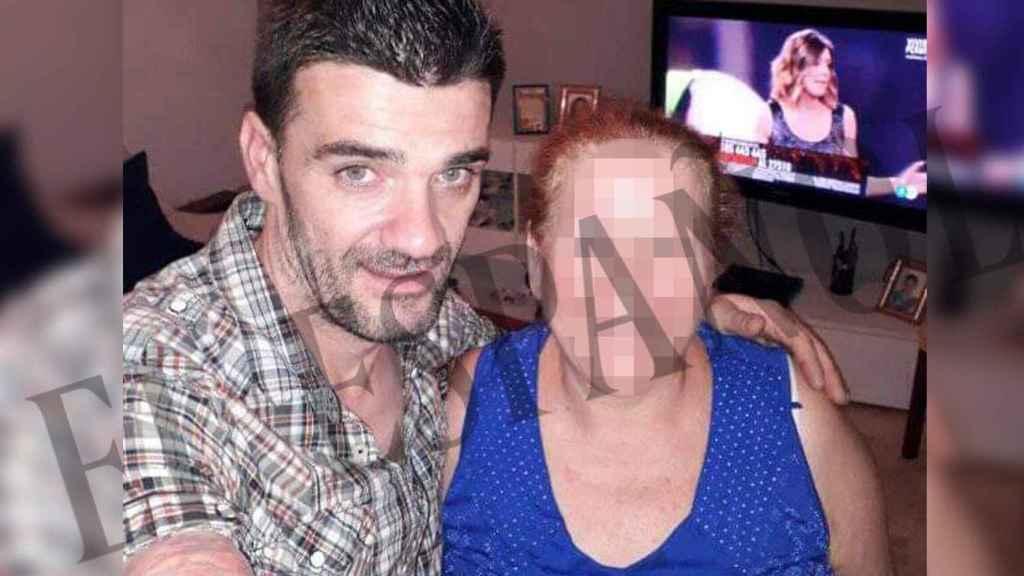 Una fotografía del año pasado del presunto asesino.