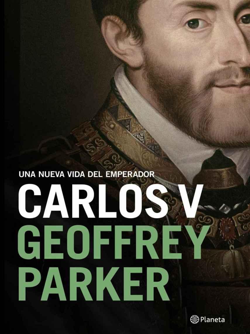 Portada del libro 'Carlos V'.