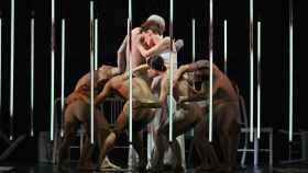 Uno de los momentos de L'enigma di Lea, estrenada este sábado en el Liceu.