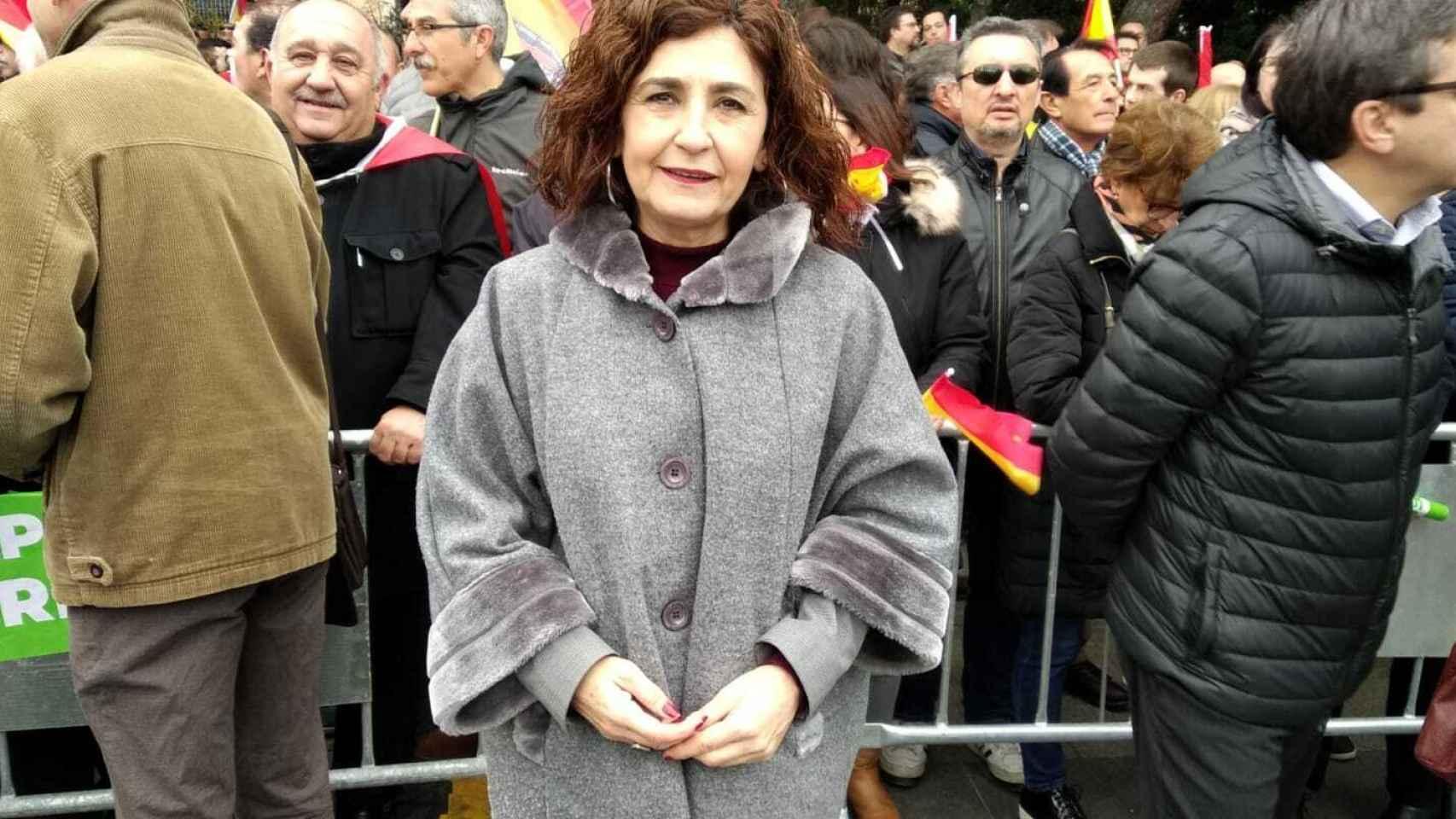 Yolanda Ibáñez, UPN.