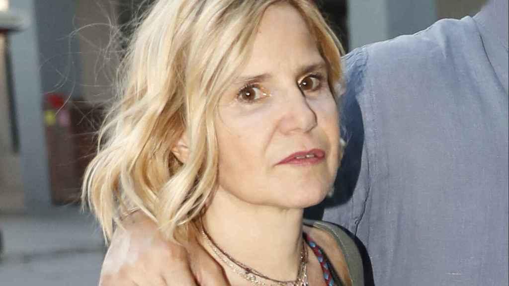 Eugenia Martínez de Irujo en una imagen de archivo.