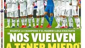 Portada MARCA (12/02/2019)