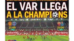 Portadas Diario AS (12/07/2019)