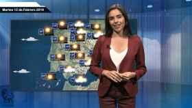 Fotograma del vídeo de la predicción del tiempo de EL ESPAÑOL