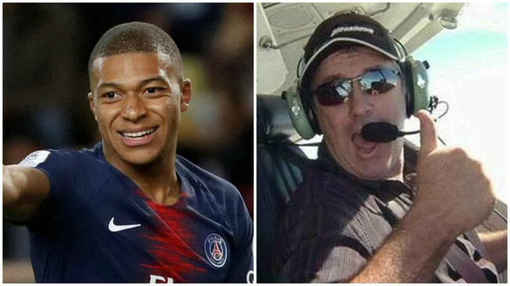 Mbappé lidera el crowdfunding para buscar al piloto del avión de Sala: más de 140.00 libras recaudadas