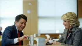 Aguirre y González testifican este lunes por el presunto espionaje a cargos del PP en 2008