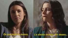 El tenso intercambio entre Montero y Arrimadas sobre la gestación subrogada.