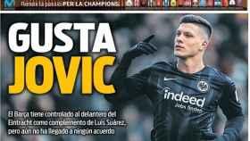 Portada Diario Sport (12/07/2019)