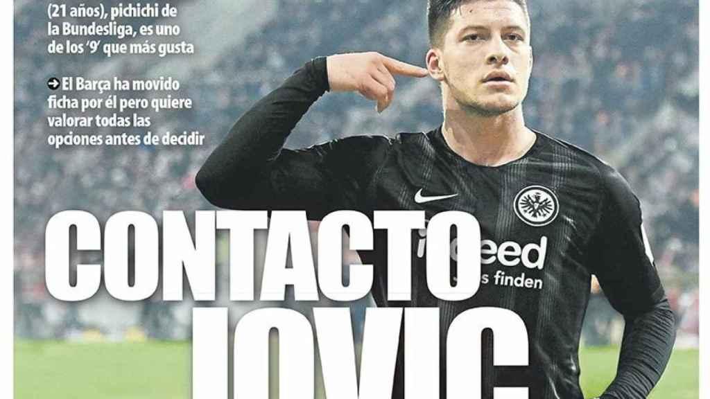 Portada Mundo Deportivo (12/07/2019)