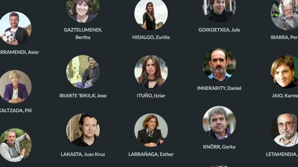 Illar firma un manifiesto para liberar a los políticos presos