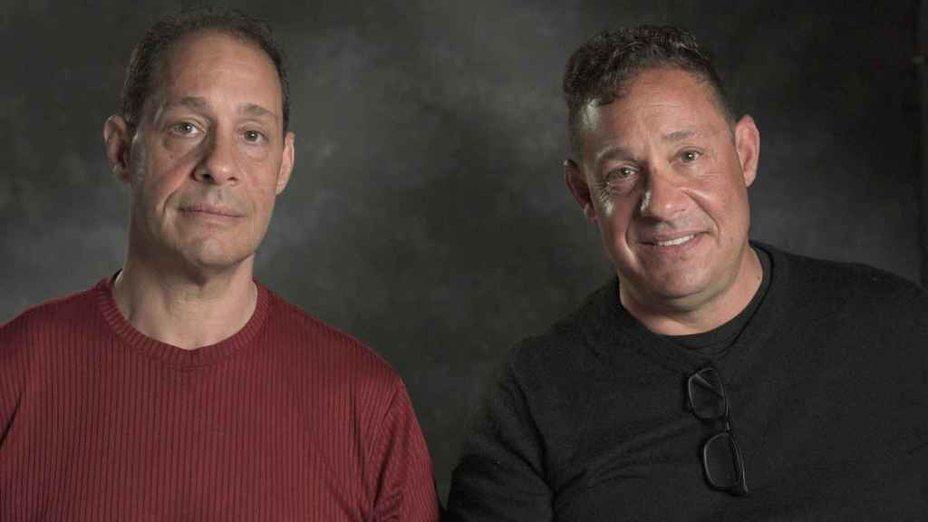 Robert Sharfran y  David Kellman