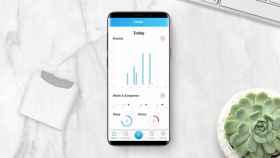 Gráfico de la app de FoodMarble.