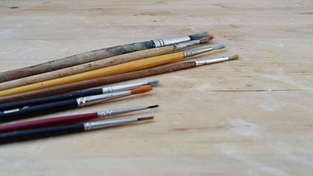 Pintar un cuadro puede ser como hacer una poesía