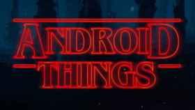 Android Things cambia: se centrará en altavoces y pantallas inteligentes