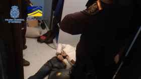 F.M.A.L., presunto yihadista detenido por la Policía en Ceuta.