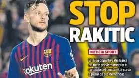 La portada del diario Sport (13/02/2019)