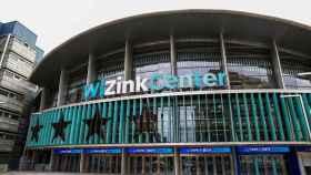 El WiZink Center, preparado para la Copa. Foto: acb.com