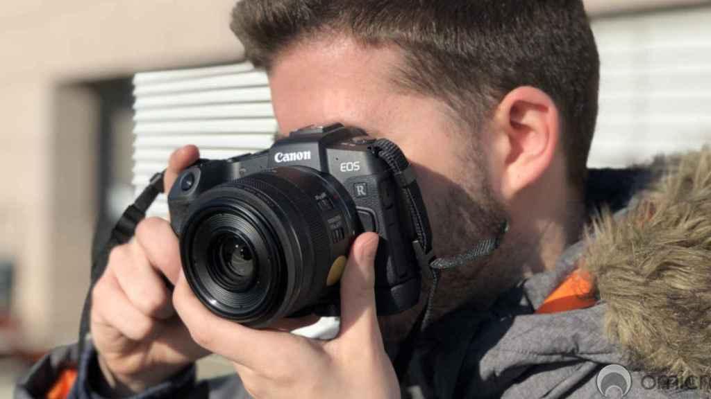 Canon EOS R.