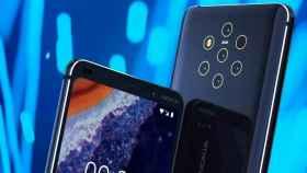 ¿Fotos de 64 Mpx con un smartphone? A eso aspira el Nokia 9