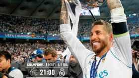 La portada de El Bernabéu (13/02/2019)