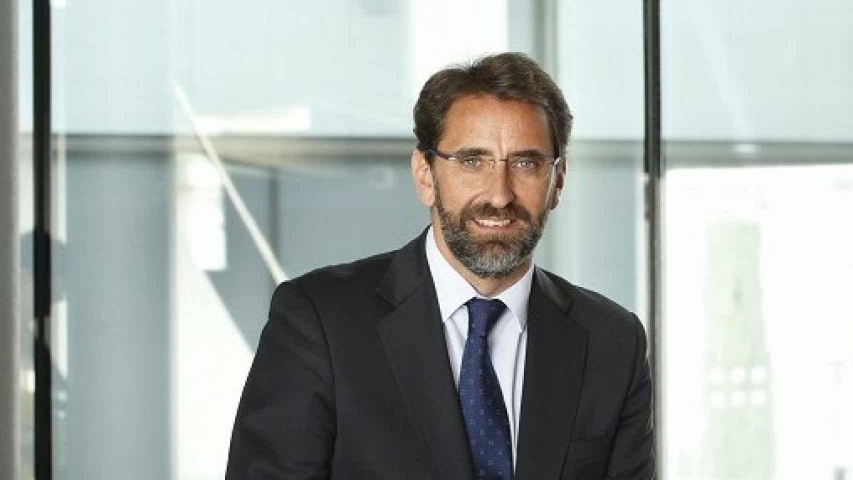 Juan Lasala, consejero delegado de Red Eléctrica