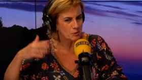 Gemma Nierga en el programa 'El Faro' de Marta Torres, programa al que asistió en febrero de 2019.