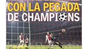La portada del diario AS (15/02/2019)