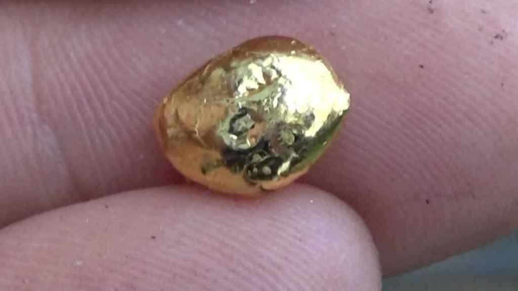 Los componentes electrónicos usan oro, que acaba perdiéndose