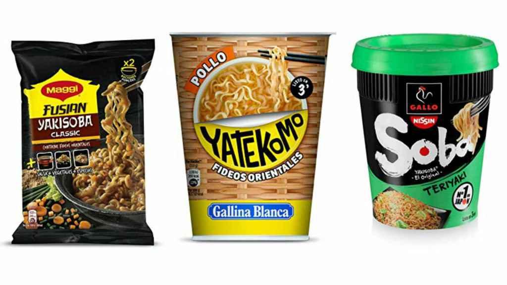 Yatekomo es la marca que abarca una mayor cuota de mercado en la actualidad.