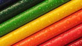Tu vida es una paleta de colores, utiliza todos sus tonos