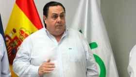 Ricardo Bañas, expresidente de Vox Las Palmas.
