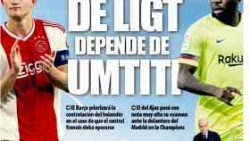 La portada del diario Mundo Deportivo (15/02/19)