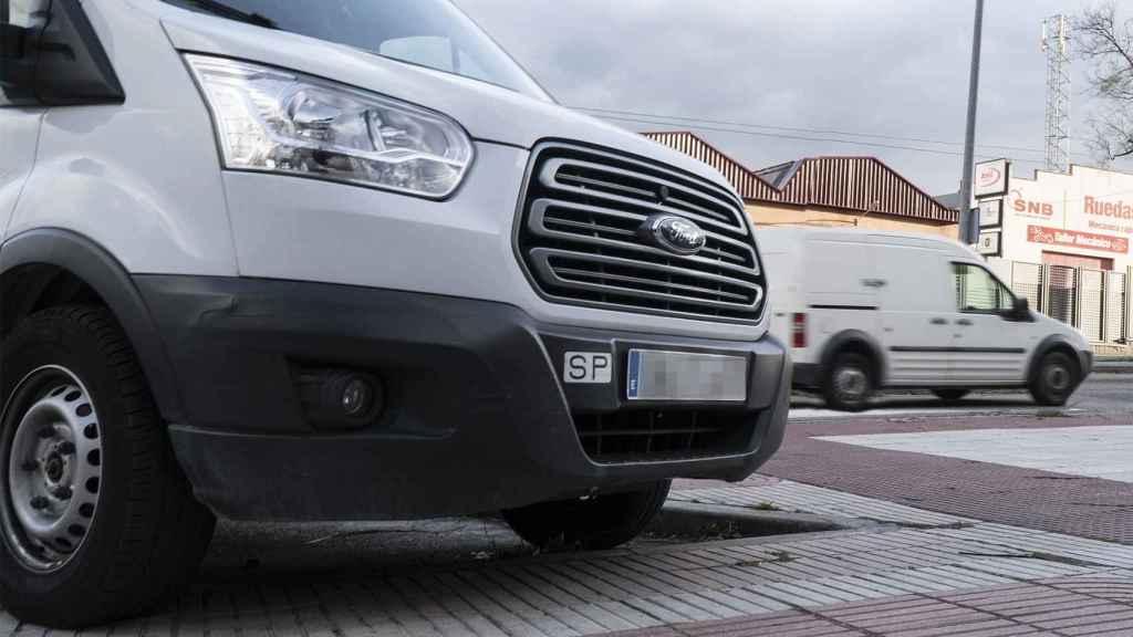 La furgoneta es uno de los principales motores de la economía sumergida