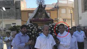 Procesión de Lorca.