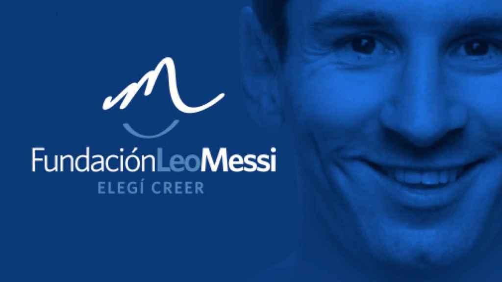 Fundación Messi. Foto: fundacionleomessi.org