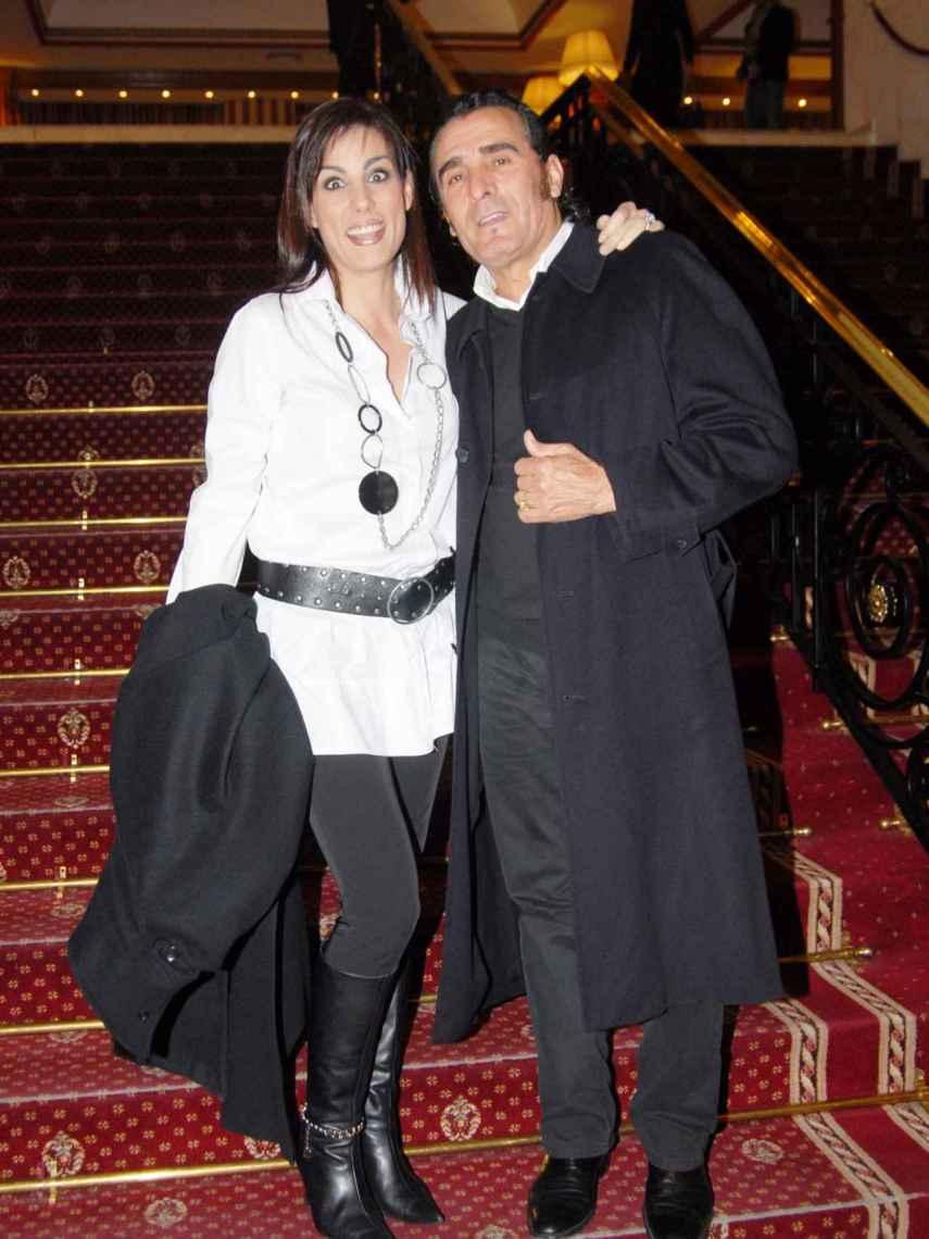 Alicia Senovilla y su marido Erasmo Úbeda