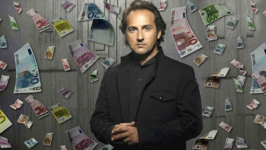 El presentador lleva 13 años en parrilla acumula éxitos y dinero.