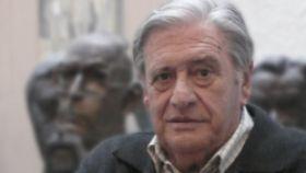 El escultor Manuel Cusachs en una foto de archivo.