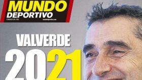 Portada Mundo Deportivo (16/02/2019)