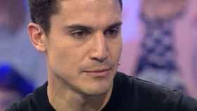 Álex González durante el programa 'Volverte a ver' donde ha desvelado el accidente que sufrió con 19 años.