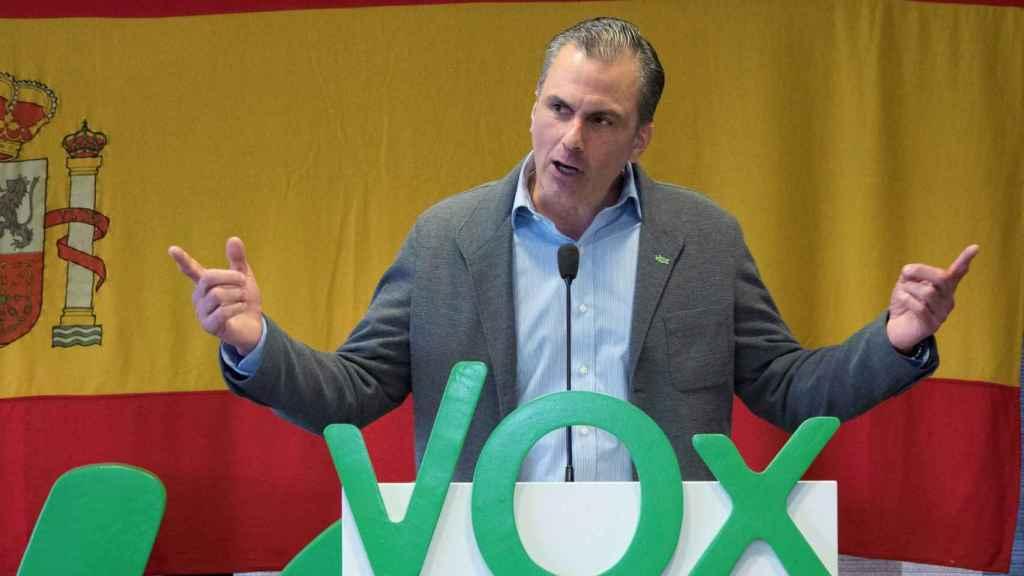 Javier Ortega-Smith en una imagen de archivo.