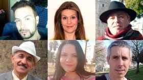 Mikel, Laia, Israel, Andrés, Rocío y Juan son solo algunos de los entrevistados por EL ESPAÑOL.