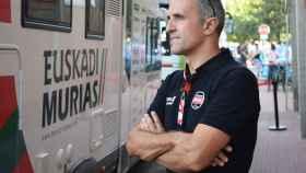 Jon Odriozola, director del Euskadi-Murias