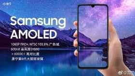 Desvelado el frontal del Xiaomi Mi 9: AMOLED de Samsung y notch mínimo