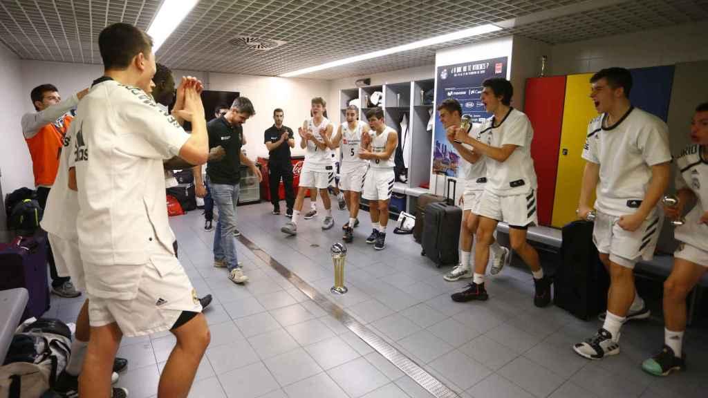 El Real Madrid, campeón de la Minicopa