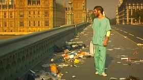 Imagen de la película '28 días después'.