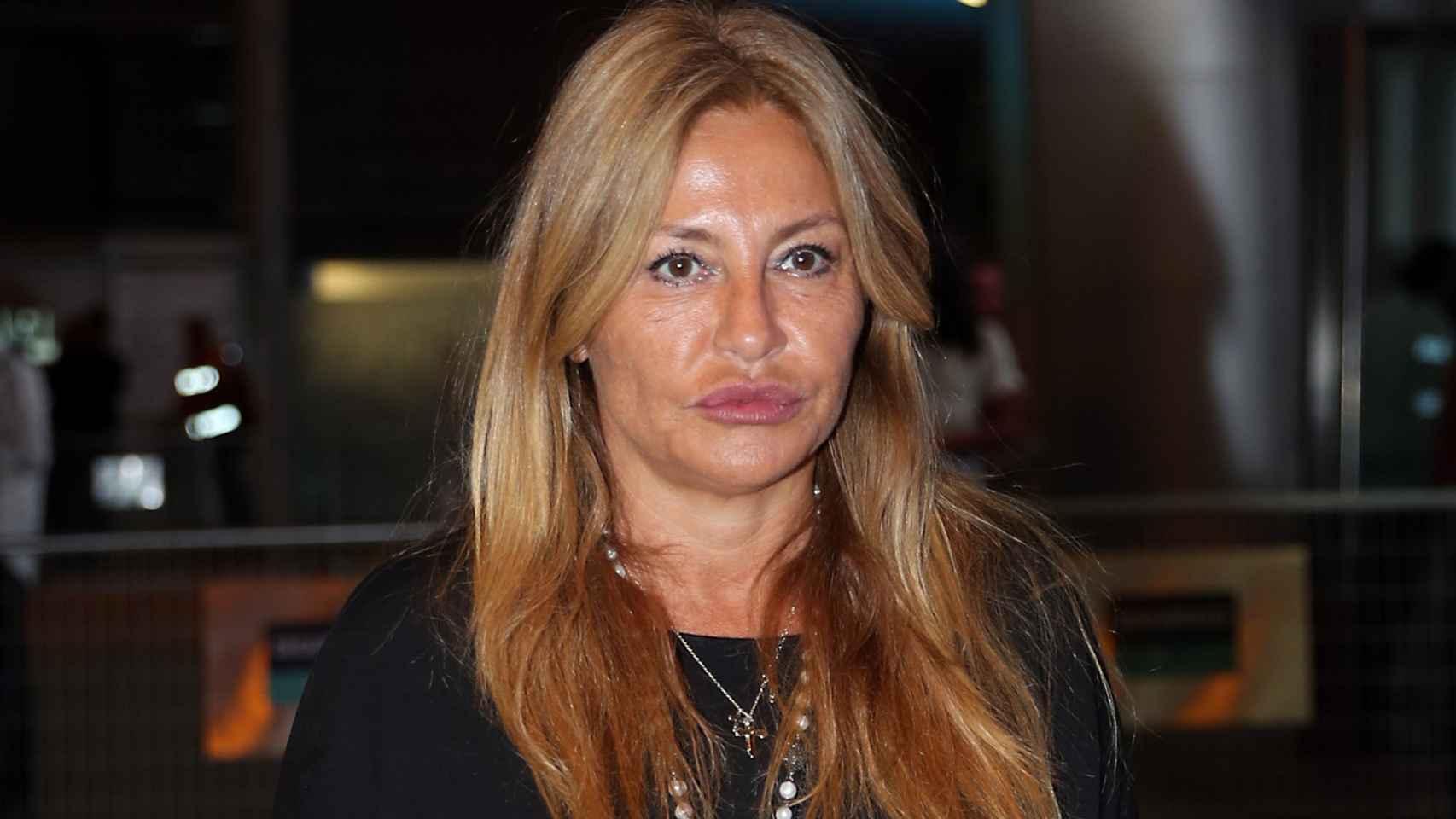 Cristina Tárrega en imagen de archivo.