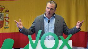 Javier Ortega Smith, secretario general de Vox.